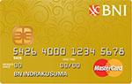 BNI Mastercard Gold