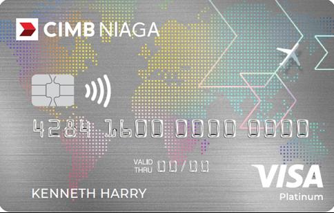 CIMB Niaga Visa Travel