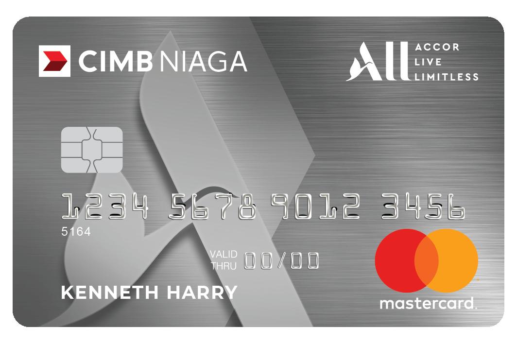 CIMB Niaga Platinum ALL Accor Live Limitless