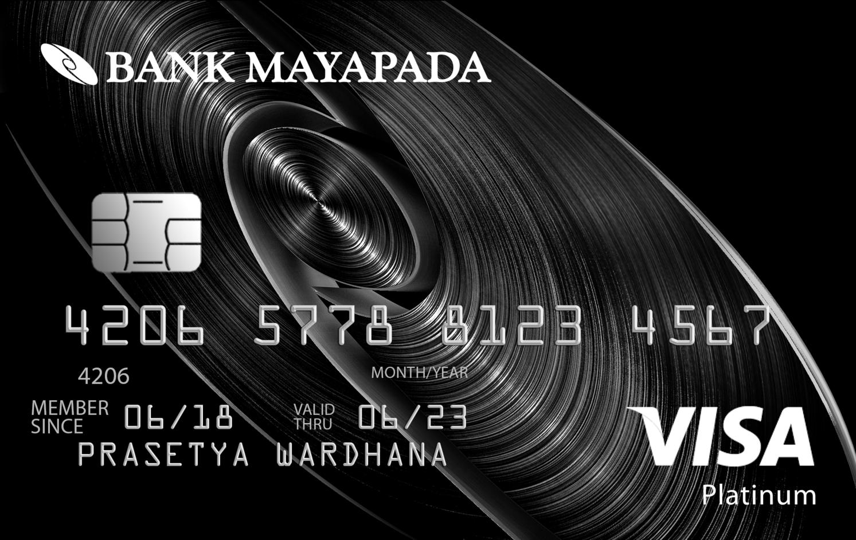 Mayapada Platinum Card