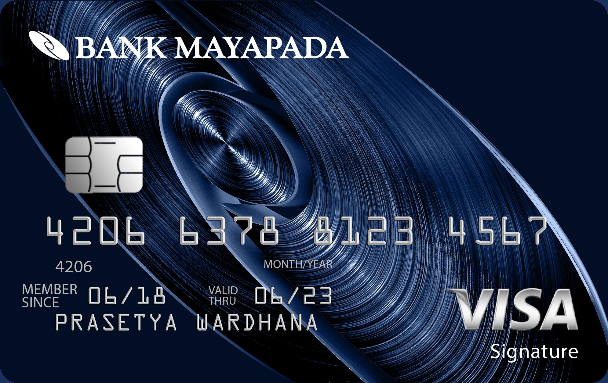 Mayapada Signature Card