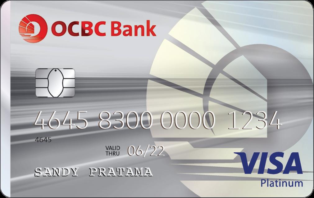 OCBC NISP Visa Platinum