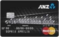 ANZ Mastercard World
