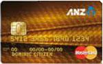 ANZ Mastercard Gold