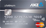 ANZ Mastercard Platinum