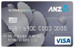 ANZ Visa Femme Platinum