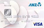 ANZ Visa Femme Gold