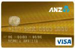 ANZ Visa Gold