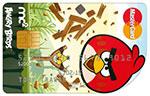 Maybank Mastercard Angry Birds