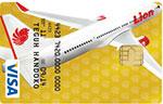 Maybank Visa Lion Air Gold