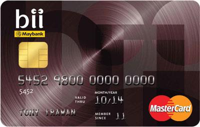 Maybank Mastercard Classic