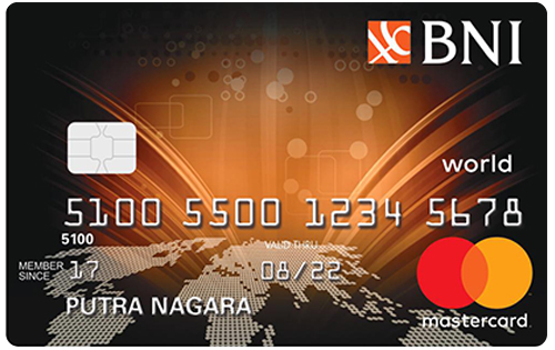 BNI Mastercard World
