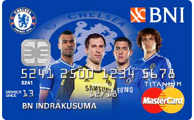 BNI Mastercard Chelsea