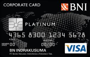 BNI Visa Corporate Platinum