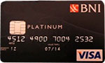 BNI Visa Corporate Platinum