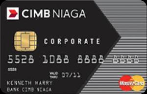 CIMB Niaga Mastercard Corporate