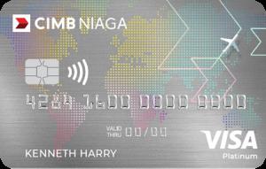 CIMB Niaga Visa Travel Card