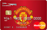 Danamon Mastercard Manchester United Red