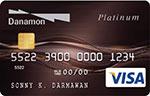 Danamon Visa Platinum First Jobber