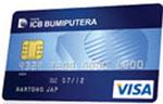 ICB Bumiputera Visa Classic