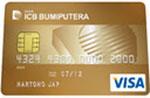 ICB Bumiputera Visa Gold