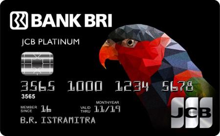 BRI JCB Platinum
