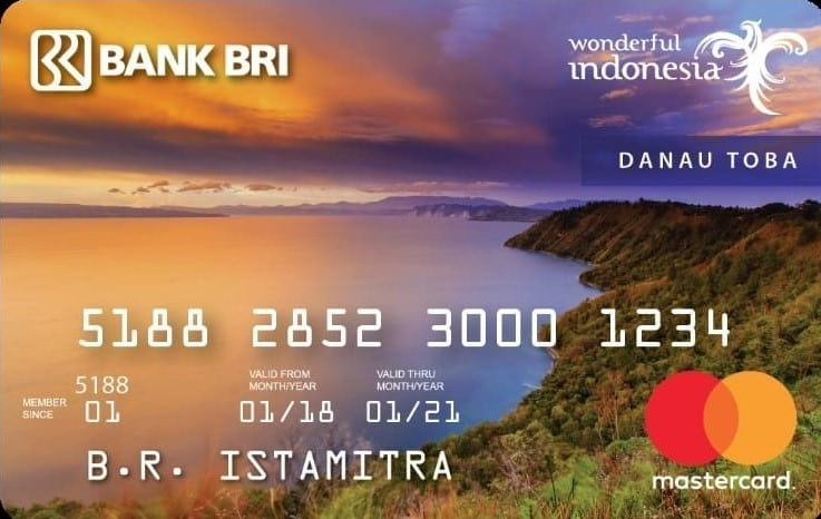 BRI Wonderful Indonesia