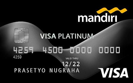 Mandiri Visa Platinum