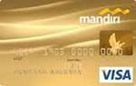 Mandiri Visa Gold