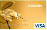 Mandiri Visa Golf Gold