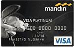 Mandiri Visa Golf Platinum