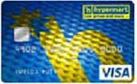Mandiri Visa Hypermart Classic