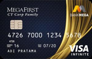Mega Visa Infinite