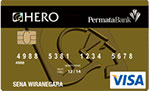 Permata Visa Hero Gold