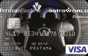 Permata Visa Astra World Platinum