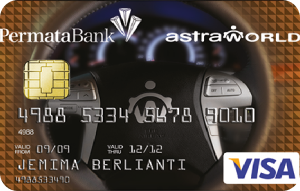 Permata Visa Astra World Gold