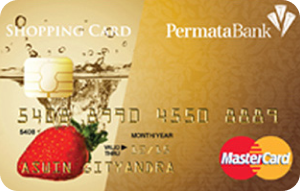 Permata Mastercard Shopping Gold