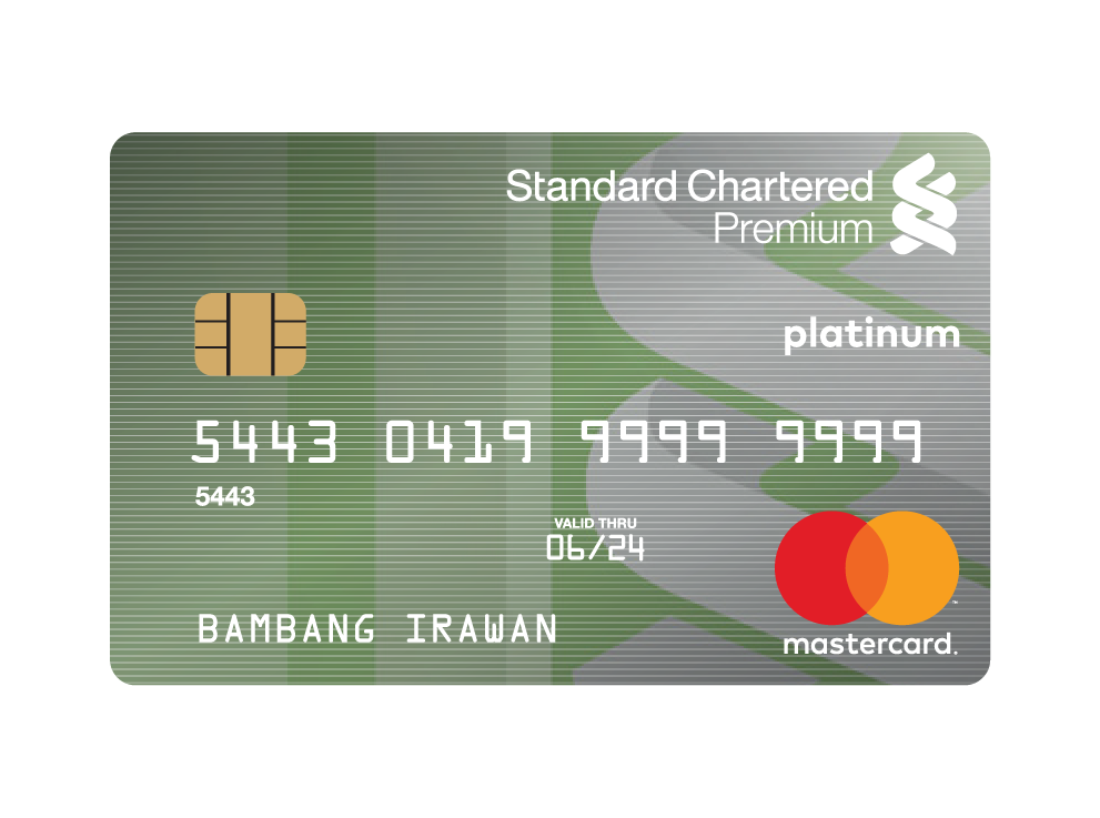 Standard Chartered Bank - Standard Chartered MasterCard Premium