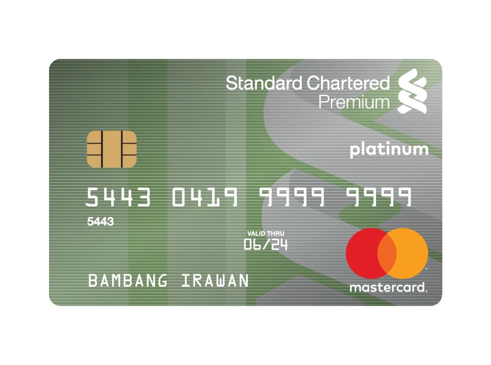 Standard Chartered MasterCard Premium
