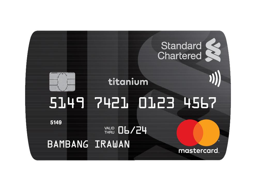 Standard Chartered Titanium