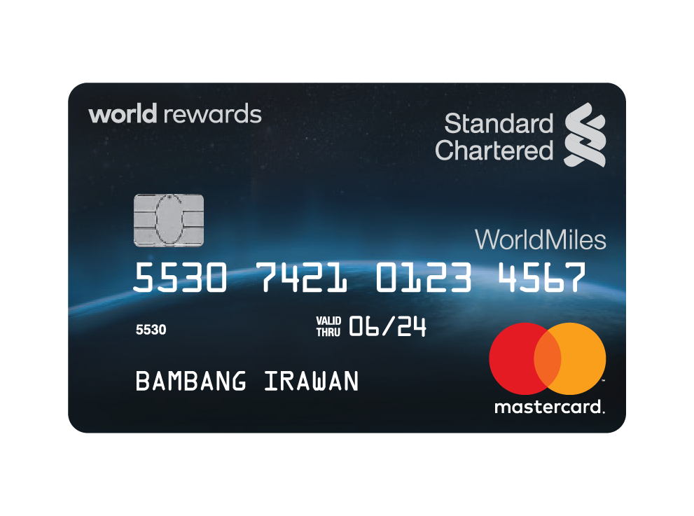 Standard Chartered WorldMiles