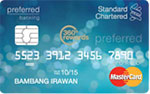 Standard Chartered Bank Mastercard World