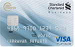 Standard Chartered Bank Visa Business Platinum