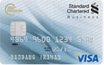 Standard Chartered Bank Visa Business Regular