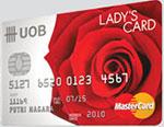 UOB Mastercard Lady's Gold