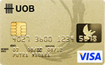UOB Visa Gold