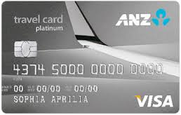 ANZ Visa Travel Platinum