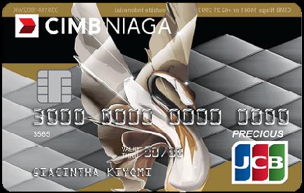 CIMB Niaga JCB Precious